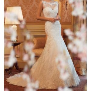 Sophia Tolli Wedding Dress Y11419